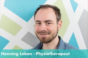 Henning Leben Physiotherapeut Gelsenkirchen